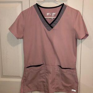 Greys Anatomy active scrub shirt